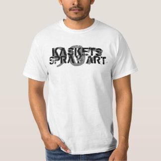 Kaskets Spray Art - 907 #3 T-Shirt