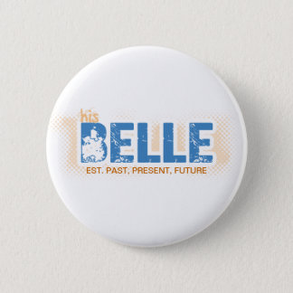 KAT // BUTTON, est. PPF - BELLE (Female) 6 Cm Round Badge