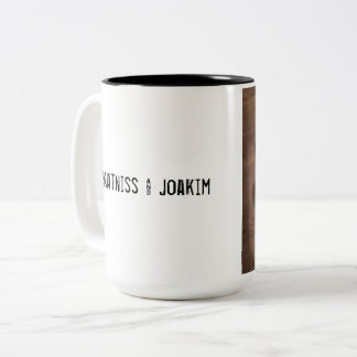 Kat & Jo - Feed Us! Mug