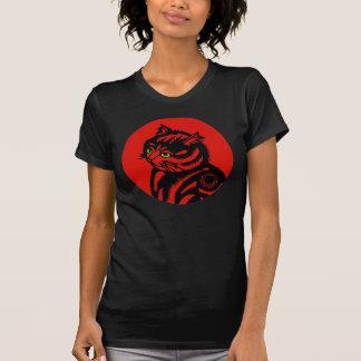 Katagami Cat Tee Shirt