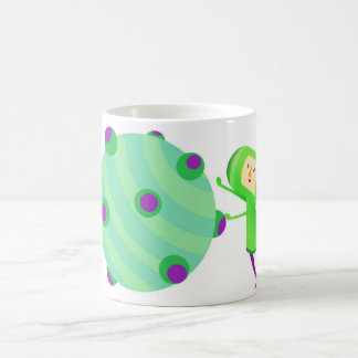 Katamari and the Prince Coffee Mug