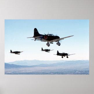 Kate Torpedo Planes Poster