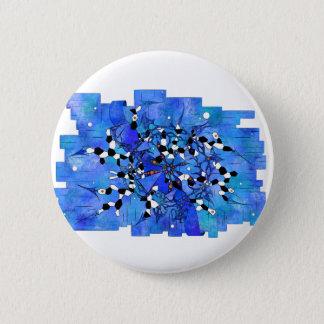 Katelous - frozen snake world 6 cm round badge