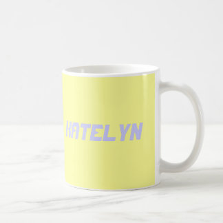 Katelyn Coffee Mug