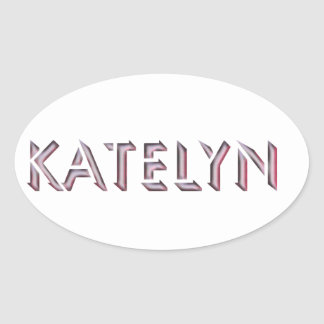 Katelyn sticker name