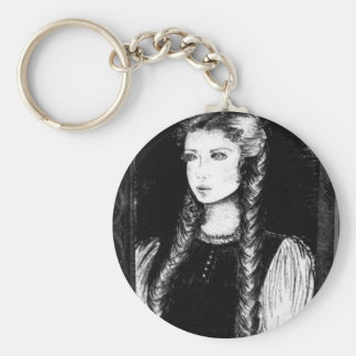 Katharina Siegel (Dracula's Lover) Key Ring