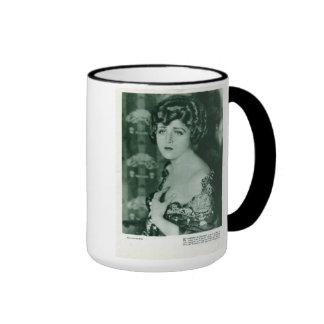 Katherine MacDonald 1922 vintage portrait mug