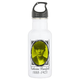 Katherine Mansfield 532 Ml Water Bottle