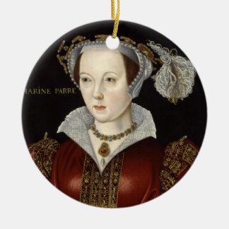Katherine Parr / Henry VIII ornament