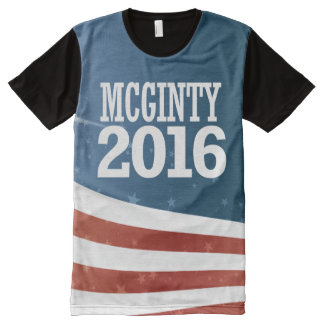 Kathleen McGinty 2016 All-Over Print T-Shirt