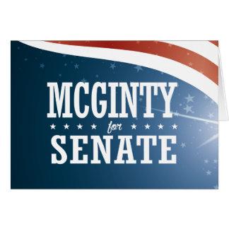 Kathleen McGinty 2016 Card