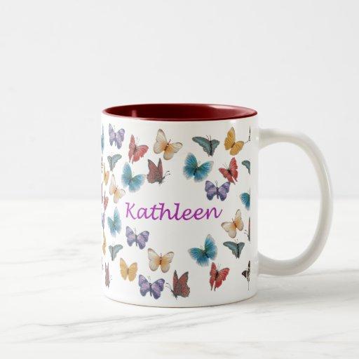 Kathleen Coffee Mugs