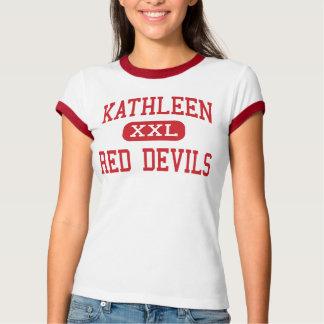 Kathleen - Red Devils - High - Lakeland Florida T-Shirt