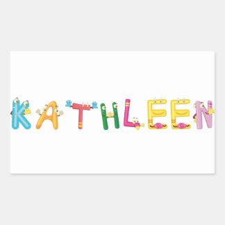 Kathleen Sticker