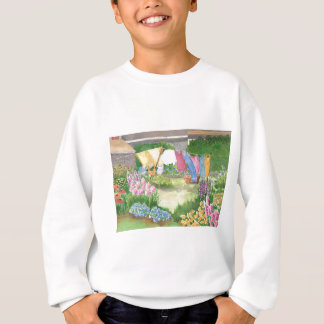 Kathy's Laundry on Monhegan Child Sweatshirt