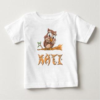 Kati Owl Baby T-Shirt