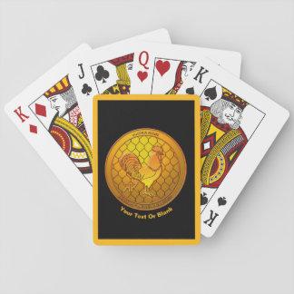 KatkaKoin Cryptocurrency ICO Playing Cards
