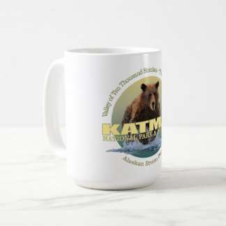 Katmai (Brown Bear) WT Coffee Mug
