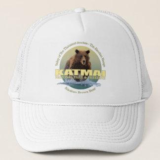 Katmai (Brown Bear) WT Trucker Hat