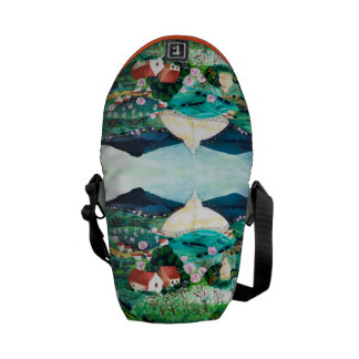 Katmandu Valley Commuter Bag