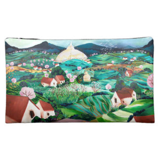Katmandu Valley Cosmetic Bag