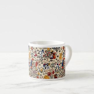 KatsAlice in Wonderland Espresso Cup