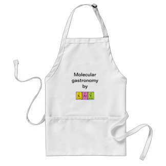 Katy periodic table name apron
