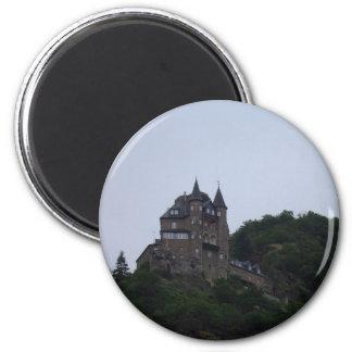 Katz Castle Magnet