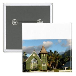 Kauai Hawaii North Shore Chapel Pin