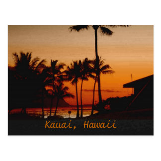 Kauai, Hawaii Postcard