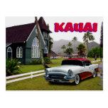 Kauai Hawaii Postcards