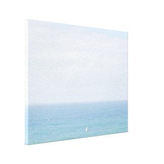 Kauai Ocean and Sky Canvas Print