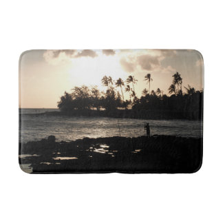 Kauai Sunset Bathmat