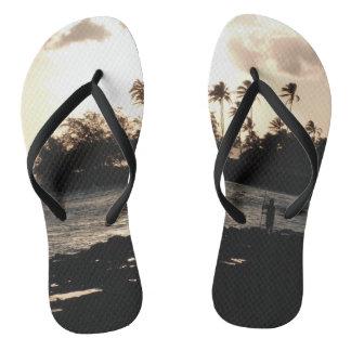 Kauai Sunset Flip Flops