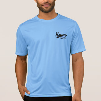 "Kauai Surf Co. ""Ocean"" Moisture Wicking Shirt"
