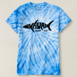 Kauai Surf Co. Tie-Dye T-Shirt