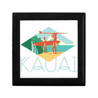 Kauai Surfers Gift Box