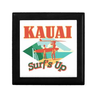 Kauai Surfs Up Gift Box