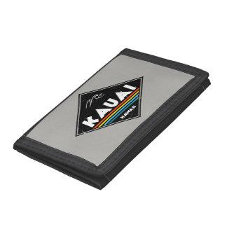 Kauai TriFold Nylon Wallet