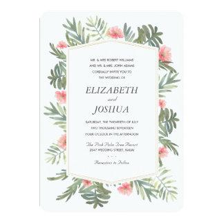 Kauai Wedding Card