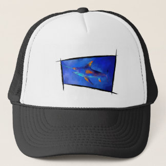 Kauderon V1 - Beautiful Swordfish Trucker Hat