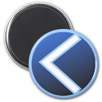 Kaunan Kaun Kanaz Rune Magnet
