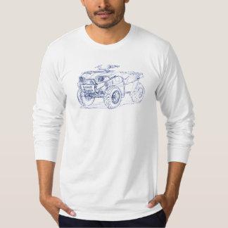 Kaw Brute Force 650 2009+ T-Shirt