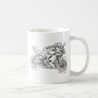 Kaw Ninja 650 2017 Coffee Mug