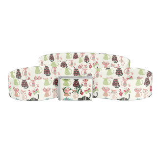 kawai,cute,cats,butterflies,fish,hearts,fun,happy, belt