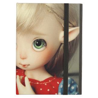 kawaii adorable elf doll bjd beautiful pretty girl iPad air case