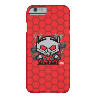 Kawaii Ant-Man Graphic Barely There iPhone 6 Case