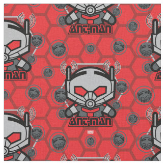 Kawaii Ant-Man Graphic Fabric