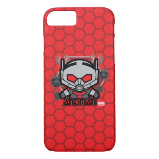 Kawaii Ant-Man Graphic iPhone 8/7 Case