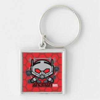 Kawaii Ant-Man Graphic Key Ring